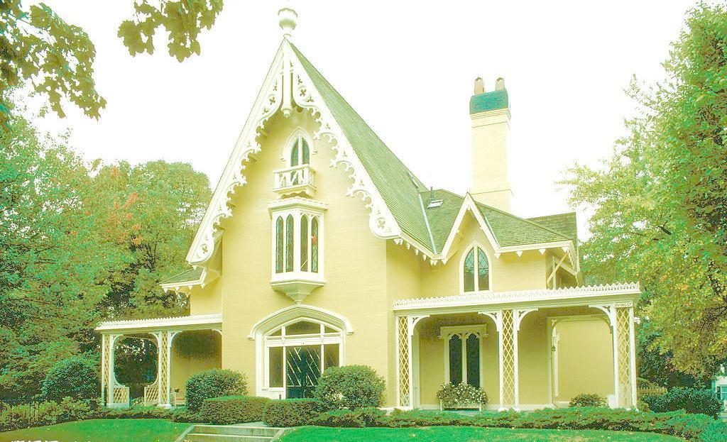 欧式别墅的庭院怎么设计比较好?
