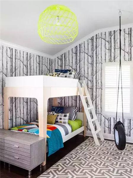 有没有比较好的儿童房装修效果图?