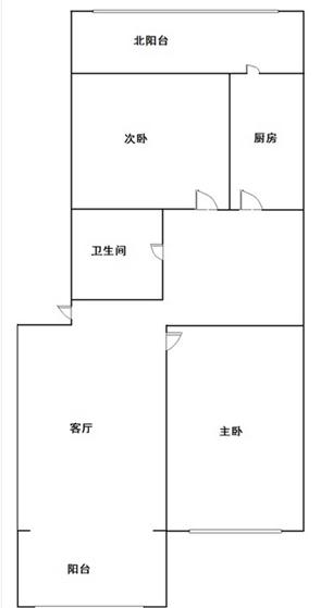 这样的格局如何才能两居变三居?如何进行家庭装修设计?