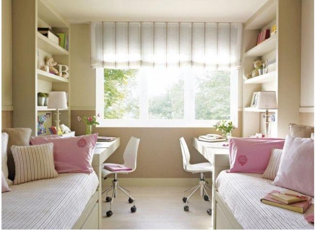 想问一下双人儿童房要怎么装修比较好?