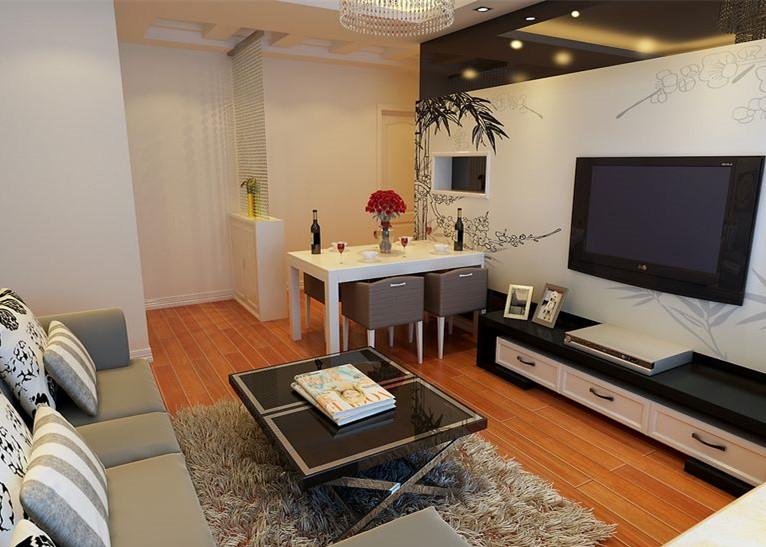 台州二居室装修,有没有比较好的装修效果图求做参考!