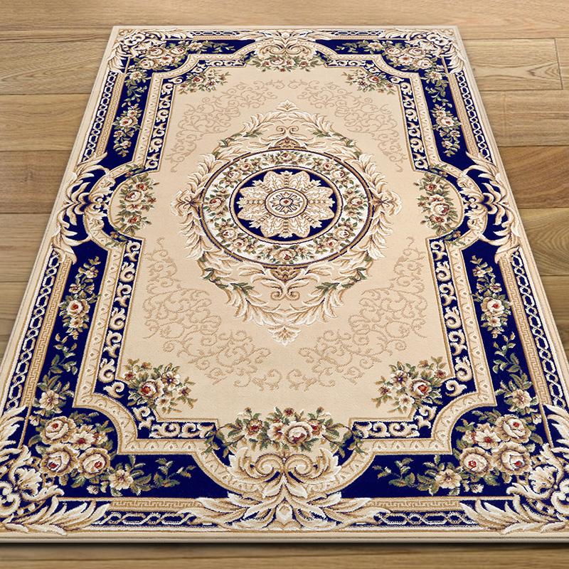家用客厅的地毯铺这种好吗?