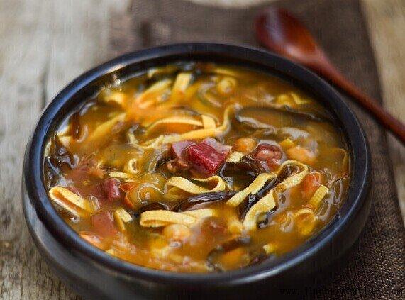 胡辣汤的做法是什么?