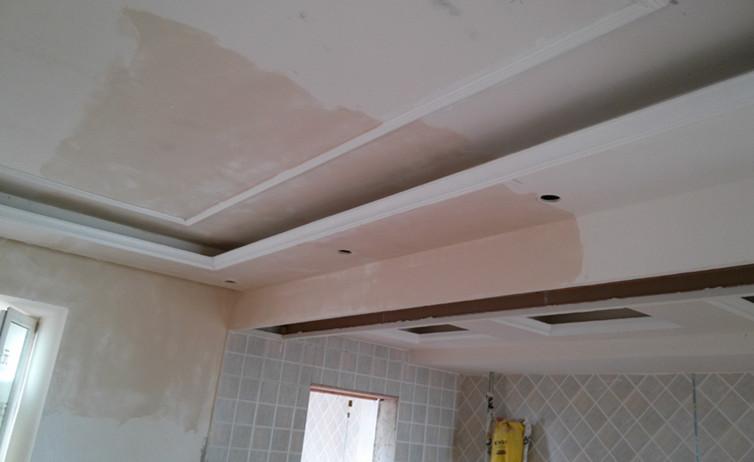 厨房天花板一般用什么材料?