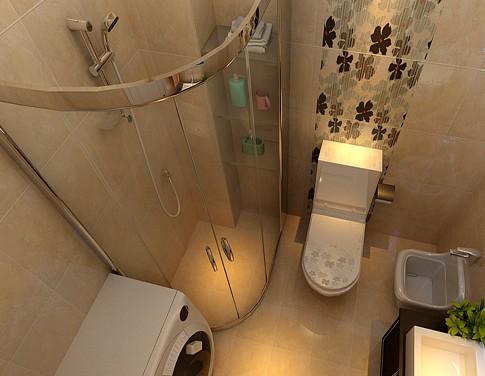 淮安小卫生间装修效果图谁有的?