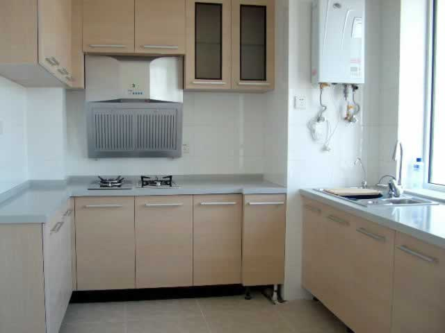 这样的厨房装修设计好看吗?