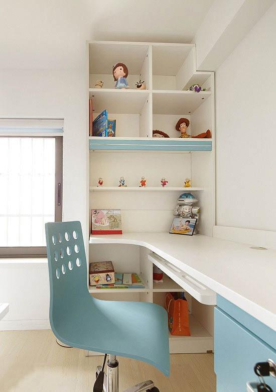 小书房装修效果图谁有的?