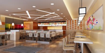 快餐店用什么样的地板比较好?