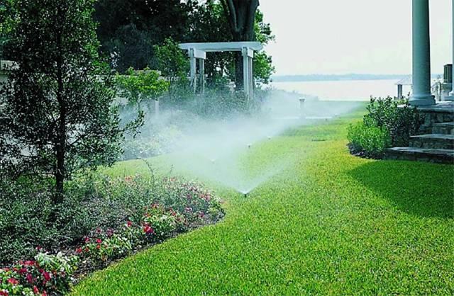 武汉园林灌溉的方式有哪些?