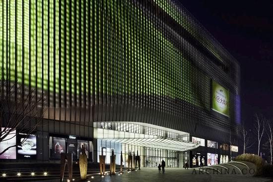 昆山商场出入口要怎么设计?