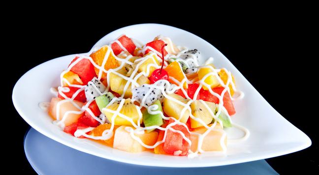 水果沙拉怎么做?