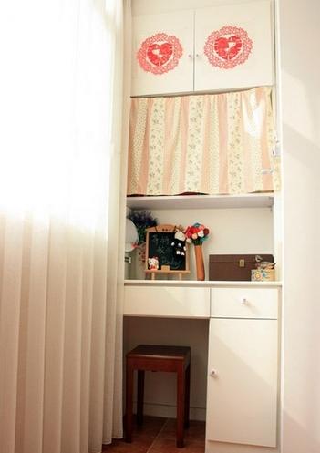 扬州4平米书房装修如何操作?