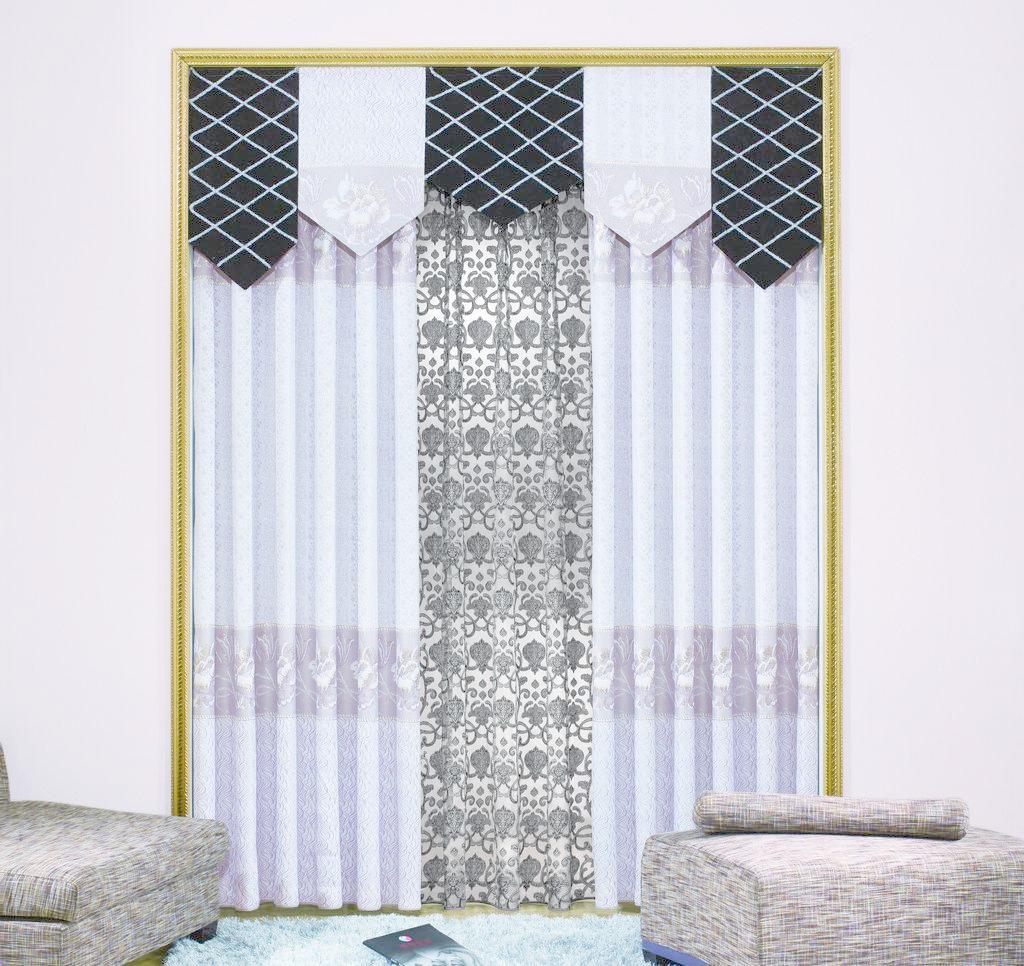 窗帘布艺都有哪些样式?