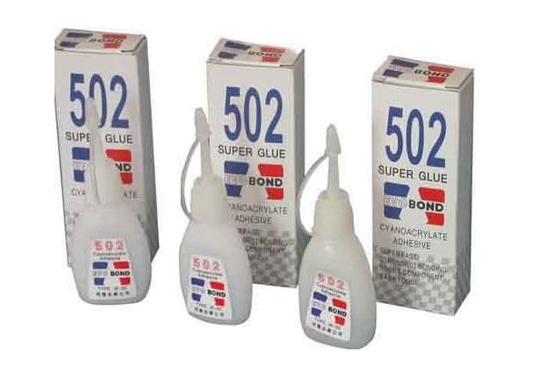 502胶水怎么洗掉?