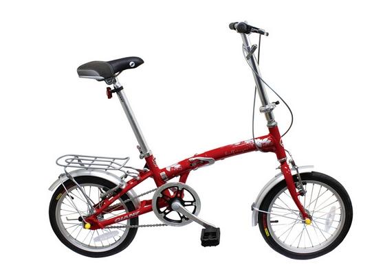 折叠自行车什么牌子好?