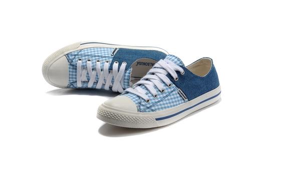 在家里帆布鞋怎么洗呀?