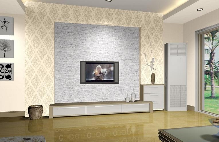 你还在为天津硅藻泥电视背景墙设计烦恼吗?