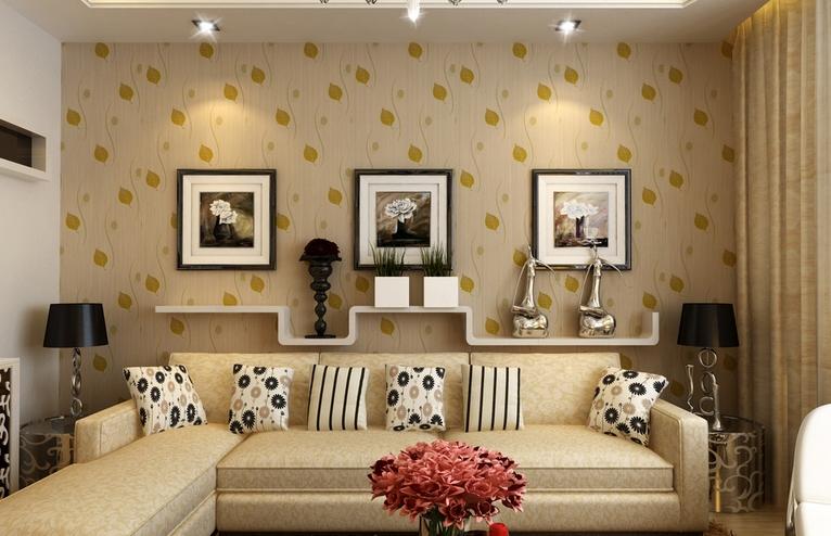最新最时尚的沙发背景墙震撼来袭!