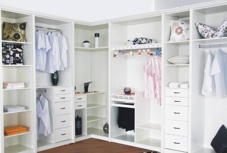 整体衣柜设计要考虑哪些方面?