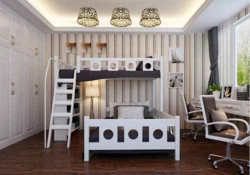 上海双层床的选购要点有哪些?