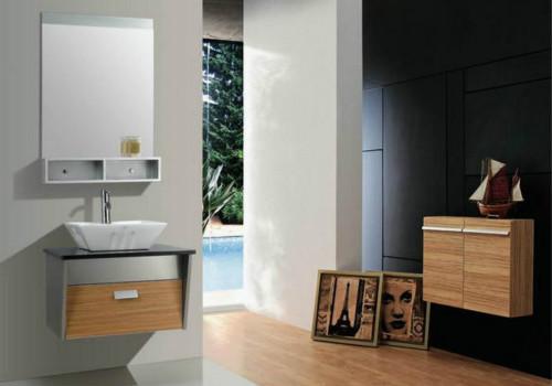 挑选整体浴室柜的要点有哪些?