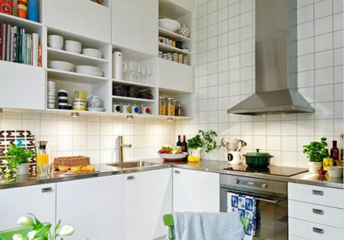 成都小厨房的装修要点有哪些?