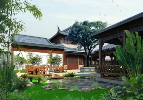 温州别墅庭院设计的要点有哪些?
