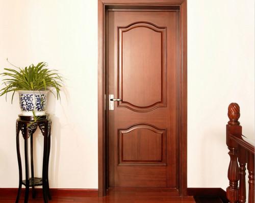 验收实木门的门道有哪些?