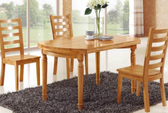 如何才能挑选到优质的实木餐桌椅?