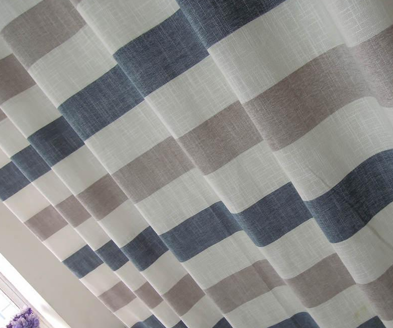 布艺窗帘要怎么选择?