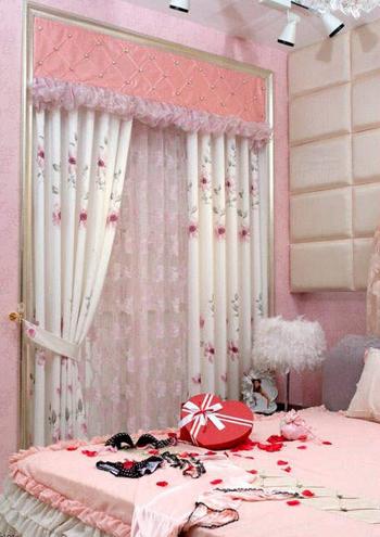 布艺窗帘会不会特别容易脏?