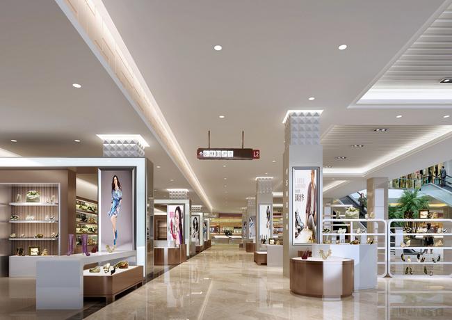 商场怎样设计才会吸引人流量?