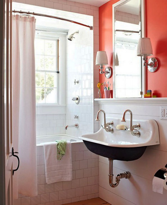 卫浴怎样设计才好看?