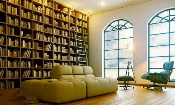 书房装修有什么原则要遵循吗?