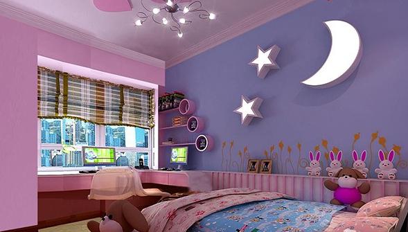 儿童房的装修风水?