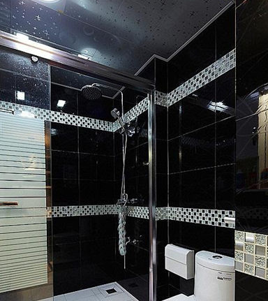 卫生间的瓷砖贴的时候要注意什么?