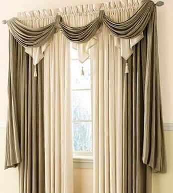 窗帘的颜色该怎么选择?