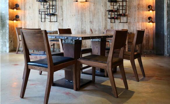 什么风格的餐椅放在餐厅里面比较好看?