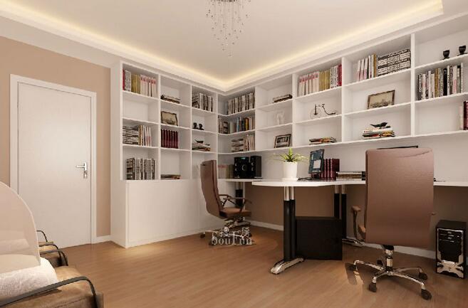书房里面的桌椅要如何选择?