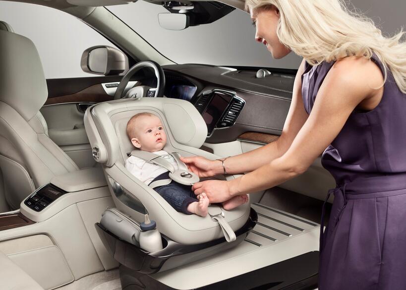 儿童安全座椅该如何选择?
