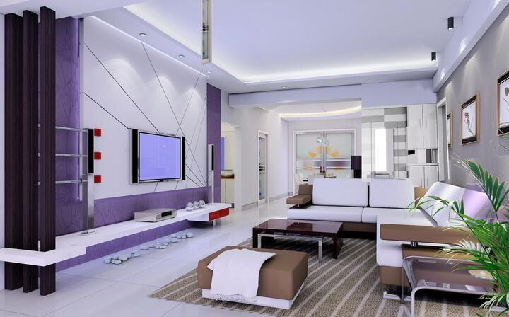 客厅是直接铺地板还是什么都不用的好?