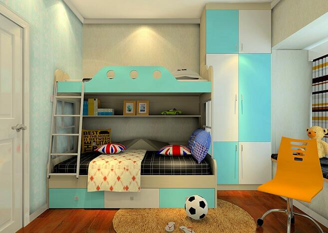 儿童房怎样设计才好看?
