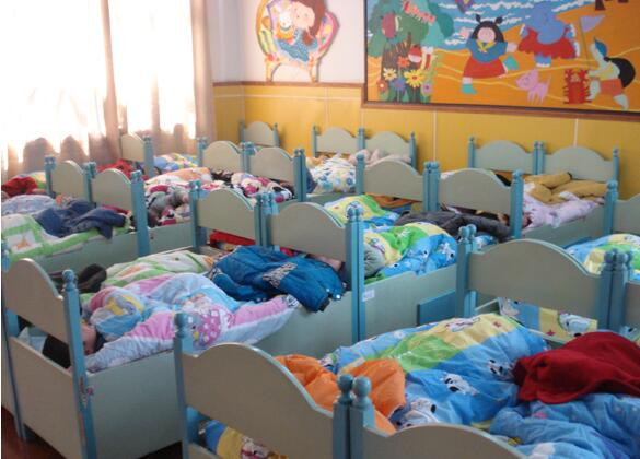 幼儿园小朋友们的卧室该怎么布置?