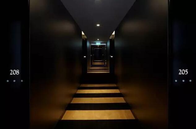 酒店的门牌号要怎么设计?