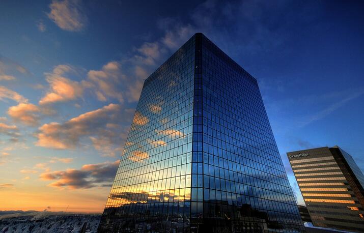 一般的办公大楼有多高?