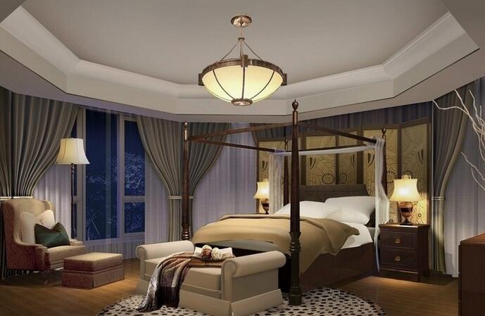 卧室的灯具要买多大功率的?