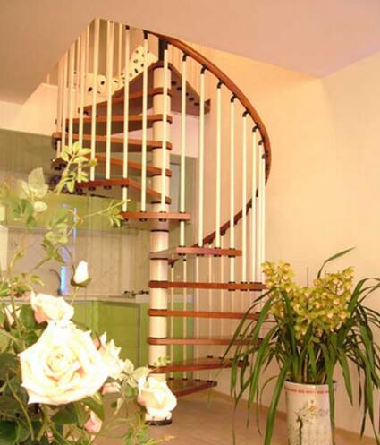 旋转楼梯的选购要点是什么?