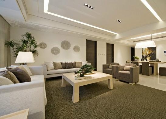 现代装修风格的家具怎么选择?