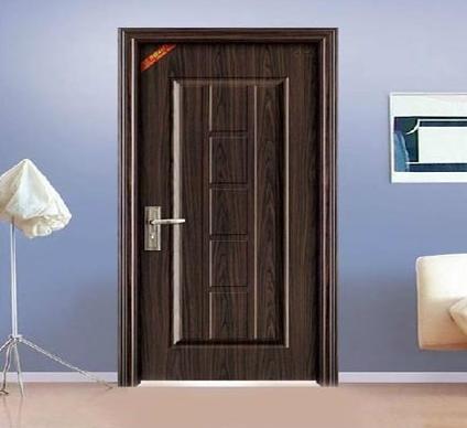 什么是钢木门?