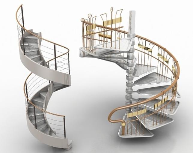 旋转楼梯安全吗?
